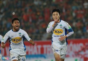 Tong hop: HAGL 1-0 SLNA (Vong 9 V-League 2018)