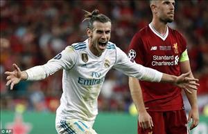 Đây! Bến đỗ mới của Gareth Bale nếu rời Real Madrid