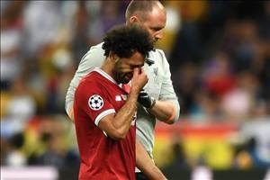 Salah không kịp bình phục chấn thương để dự World Cup