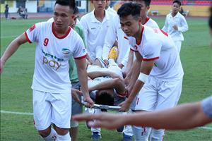 Cuu tuyen thu U20 Viet Nam phai di cap cuu o giai hang Nhat