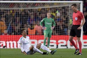 Barca 2-2 Real: Hai nua buon vui cua Ronaldo va Bale