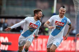 Top 5 ban thang dep vong 37 Serie A 2017/18