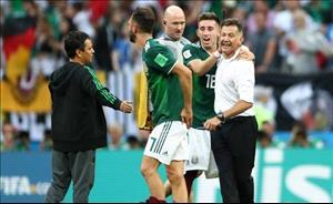 HLV Carlos Osorio bật mí yếu tố giúp Mexico đánh bại ĐT Đức