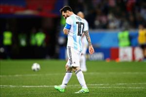 Argentina de thua Croatia: Khi Argentina khong phu thuoc vao Messi