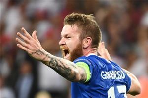 Aron Gunnarsson: Thu linh cua nhung nguoi Iceland kieu hung