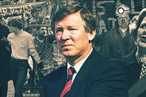 World Cup 1986 va Sir Alex: Khi ngai may say toc lan dau lo dien