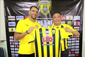 Renan Marques bất ngờ lật kèo CLB TP Hồ Chí Minh để ở lại Thái Lan