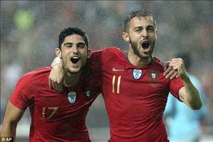 Tong hop: Bo Dao Nha 3-0 Algeria (Giao huu quoc te)