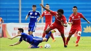 Video tong hop: Hai Phong 1-1 Binh Duong (Vong 19 V-League 2018)