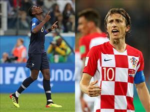 Bài dự thi Ấn tượng World Cup: Tình cảm dành cho Croatia nhưng lịch sử lại gọi tên Pháp