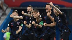 Bài dự thi Ấn tượng World Cup: Croatia – Những người viết nên lịch sử