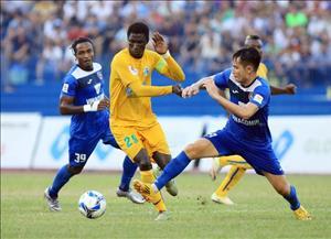 Video tổng hợp: Thanh Hóa 1-1 Quảng Ninh (Vòng 19 V-League 2018)