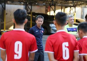 Doi gio thi dau, U19 Viet Nam con co hoi vuot qua vong bang U19 DNA