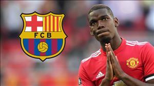 Điểm tin bóng đá sáng ngày 21/8: Barca định ngày đón Pogba