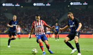 Video tong hop: Atletico Madrid 0-1 Inter Milan (ICC 2018)