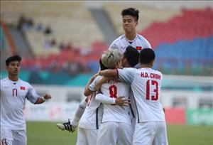 Clip highlight hiep 1 U23 Viet Nam 1-0 U23 Nhat Ban bang D Asiad 2018