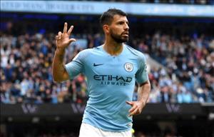 Video tong hop: Man City 6-1 Huddersfield (Vong 2 Premier League 2018/19)