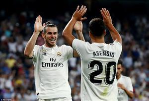 Video tong hop: Real Madrid 2-0 Getafe (Vong 1 La Liga 2018/19)