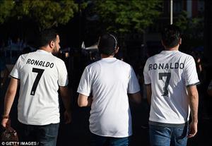 Real Madrid don luong CDV thap nhat tu ky nguyen Cristiano Ronaldo