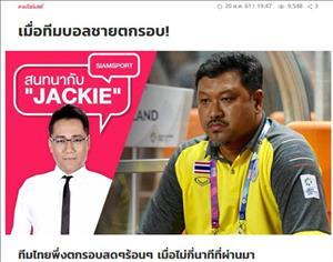 Nguoi Thai phan ung the nao sau man trinh dien te hai cua doi nha o ASIAD?