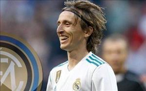 """Vi """"mieng banh"""" beo bo nay, Modric tinh bo Real sang Inter"""