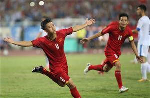 Phan Van Duc tiet lo muc tieu bat ngo cua Olympic Viet Nam