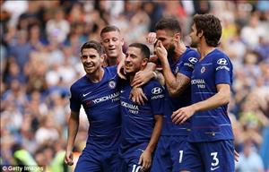 Video tong hop: Chelsea 4-1 Cardiff (Vong 5 Premier League 2018/19)