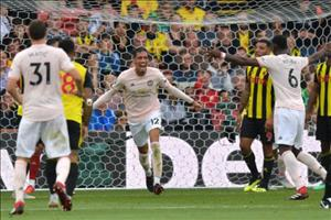 Video tong hop: Watford 1-2 MU (Vong 5 Premier League 2018/19)