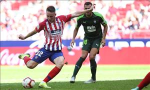 Video tong hop: Atletico Madrid 1-1 Eibar (Vong 4 La Liga 2018/19)