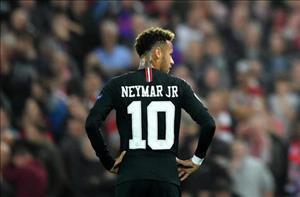 Roi Barca den PSG la mot sai lam cua Neymar