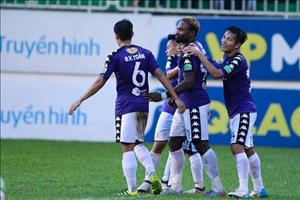 Video tong hop: HAGL 3-5 Ha Noi (Vong 23 V-League 2018)