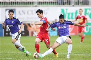 Vòng 24 V-League 2018: Nóng bỏng cuộc đua trụ hạng
