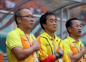 Tro ly HLV Park Hang Seo bat ngo chia se ve AFF Cup