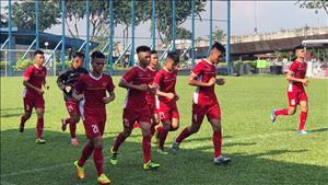 U16 Viet Nam 0-1 U16 An Do (KT): Thu mon Duy Dung choi xuat sac, U16 VN van thua vi ban tu cham 11m