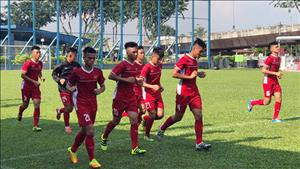Video tong hop: U16 Viet Nam 0-1 U16 An Do (VCK U16 chau A 2018)