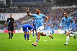Video tổng hợp: Cardiff 0-5 Man City (Vòng 6 Premier League 2018/19)