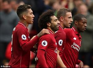 Video tong hop: Liverpool 3-0 Southampton (Vong 6 Premier League 2018/19)