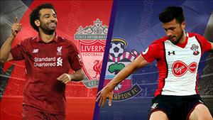 Ket qua Liverpool vs Southampton tran dau vong 6 Premier League 2018/19