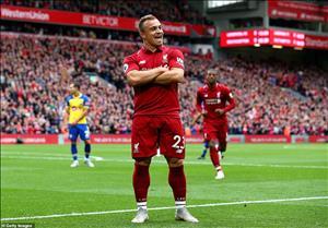 Liverpool thắng Southampton: Những nhân tố X của Kloppo