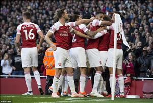 Dư âm Arsenal 2-0 Everton: Đội bóng của hiệp hai
