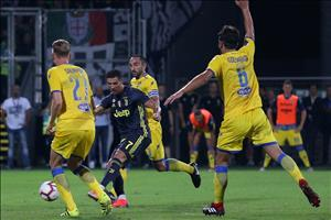 Doi truong Juventus khong bat ngo khi Ronaldo tro thanh nguoi hung