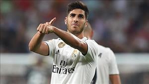 Ly giai cach an mung cua Asensio o tran thang Espanyol