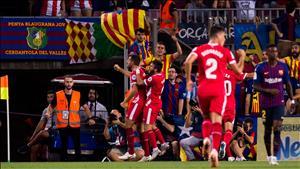 Video tổng hợp: Barca 2-2 Girona (Vòng 5 La Liga 2018/19)