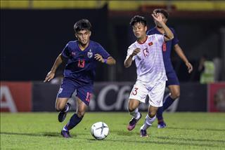 Cầu thủ Thái Lan ấn tượng với tốc độ của các cầu thủ U19 Việt Nam