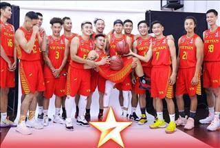 Lịch thi đấu chính thức của ĐT bóng rổ Việt Nam tại SEA Games 30