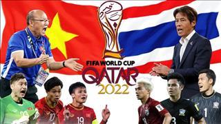 Tổng hợp video Việt Nam vs Thái Lan ở những cuộc đối đầu gần đây