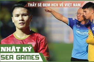 Nhật Ký SEA Games số 1: Cháy vé trận U22 Việt Nam vs U22 Thái Lan, đội trưởng Thái coi thường U22 Việt Nam