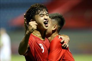 HLV Dương Hồng Sơn hạnh phúc với chức vô địch cùng U21 Việt Nam