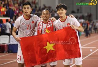 Nguyễn Đức Chiến: Tấm lá chắn của U22 Việt Nam