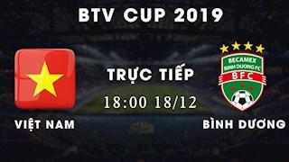 """U20 Việt Nam 0-3 Bình Dương: Thắng """"đàn em"""", Bình Dương vô địch BTV Cup 2019"""